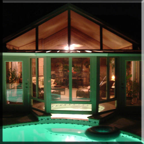 Image Link-Sunrooms- Custom Sunroom, Spa Enclosure