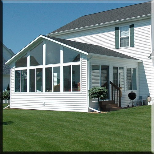Sunroom design styles gable sun rooms sunrooms and for Sunroom roofs